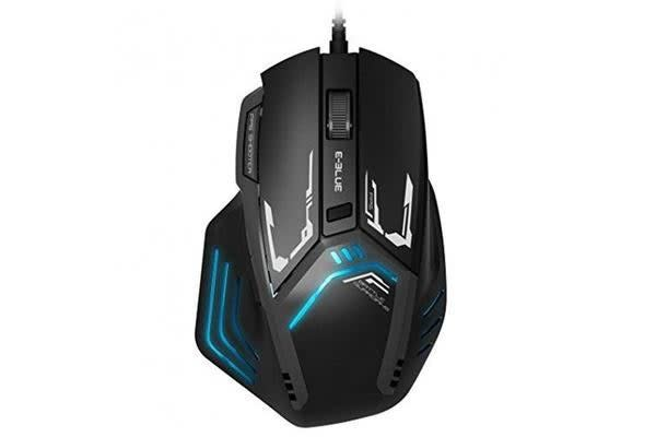 E-Blue EMS656BKUS-IU 6D wired gaming mouse