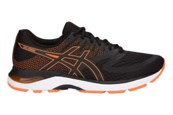 ASICS Men's Gel-Pulse 10 Running Shoe (Black/Black, Size 11.5)