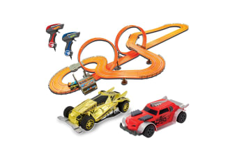 Hot Wheels  1:43 Slot Racing Cars 915cm Track Set