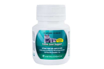 Vetalogica Feline Joint Support 120 Tablets