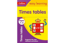 Times Tables Ages 7-11 - New Edition