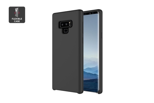 the latest 97138 05452 Samsung Note 9 Silicone Case - Midnight Black