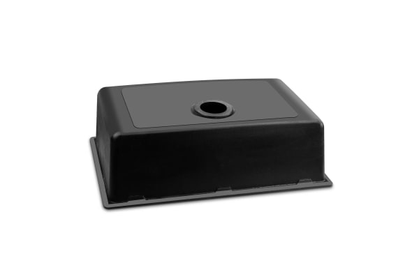 Stone Kitchen Sink (Black) 790 x 450