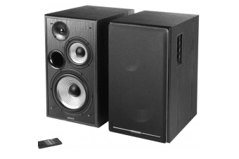 Edifier R2750DB Active 2.0 Speaker System with Sophisticated Sound in a Tri-amp