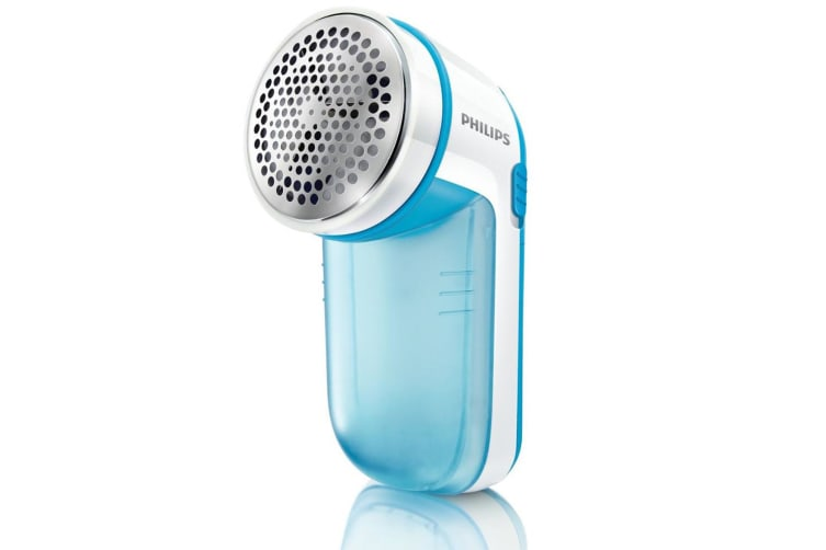 Philips Portable Clothes Lint Pill Fluff Remover Fabrics Sweater Shaver Trimmer