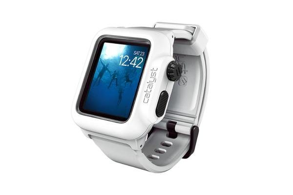 Catalyst Waterproof Case for 38mm Apple Watch Series 2 - White