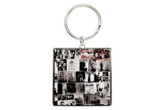 The Rolling Stones Keyring Exile On Main Street Alb