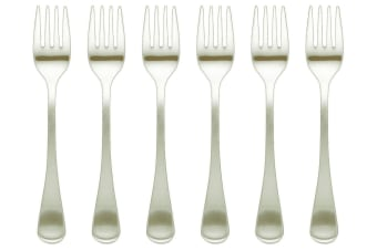 Tablekraft Elite Fruit Forks Set of 6