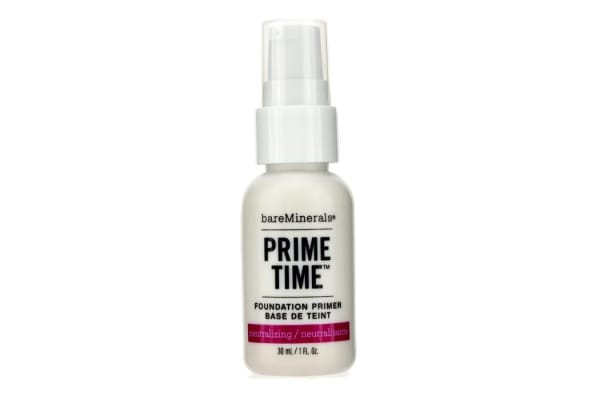 Bare Escentuals BareMinerals Prime Time Neutralizing Foundation Primer (30ml/1oz)