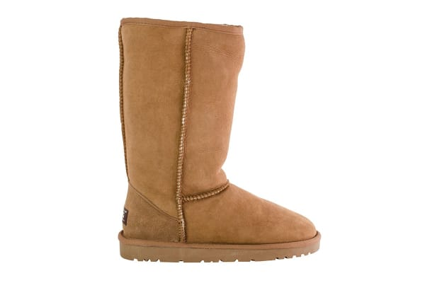 OZWEAR Connection Classic Long Ugg Boots (Chestnut, Size 9M / 10W US)