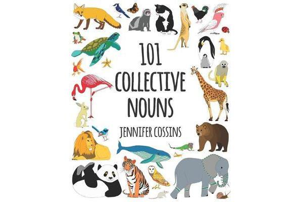 Image of 101 Collective Nouns