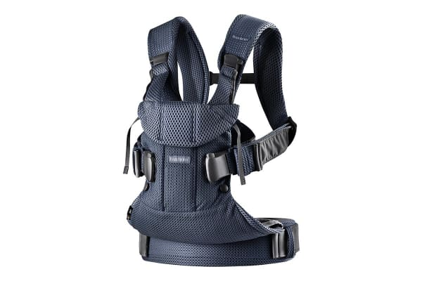 BabyBjorn Baby Carrier One Air (Navy/Mesh)