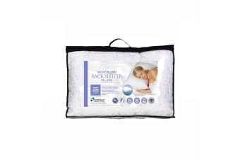Micro Blend Back Sleeper Pillow