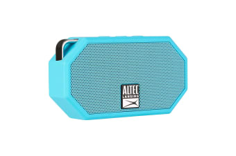 ALTEC LANSING Mini H20 3 Aqua Blue - EVERYTHING PROOF Rugged & waterproof