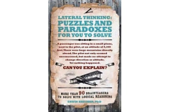Lateral Thinking Puzzles and Paradoxes
