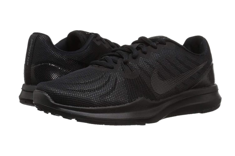 Nike In-Season Trainer 8 (Black/Anthracite, Size 6)