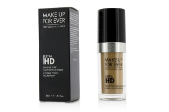 Makeup For Ever Ultra HD Invisible Cover Foundation - # Y315 (Sand) 30ml/1.01oz