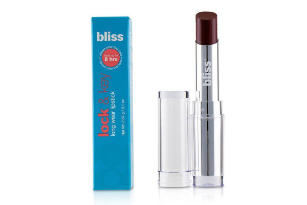Bliss Lock & Key Long Wear Lipstick - # See Ya Sangria 2.87g/0.1oz
