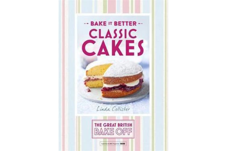 Great British Bake Off - Bake it Better (No.1) - Classic Cakes