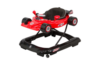 Childcare Swift Car Baby Walker Red