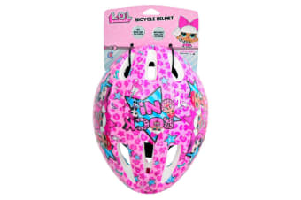 LOL Surprise Kids Bike Helmet