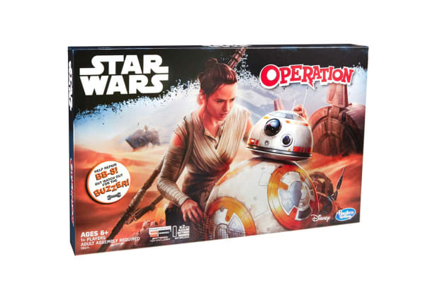 Star Wars Operation