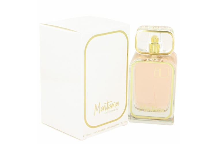 Montana Montana 80's Eau De Parfum Spray 100ml