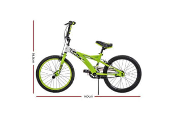 Huffy 20� 50cm Kids Children Boys Bike Bicycle City Plus-size Wheel Double Take
