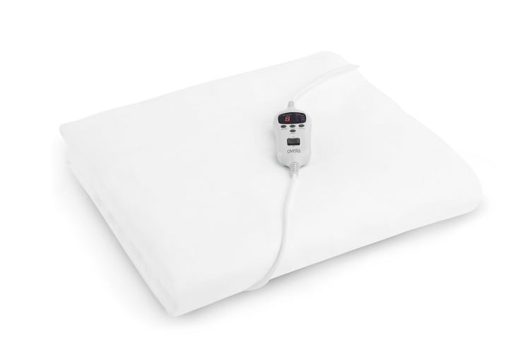 Ovela Extra Comfort Fitted Electric Blanket (Single)