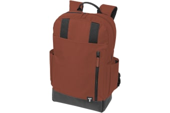 Tranzip Computer Daily Backpack (Red) (12.5 x 29 x 48.3cm)