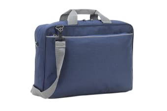 Shugon Kansas Conference Bag (13 Litres) (Pack of 2) (Navy Blue) (One Size)