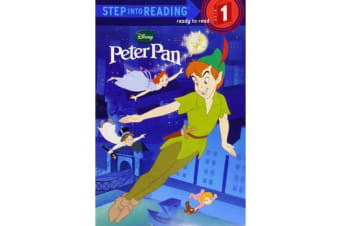 Peter Pan - Step into Reading