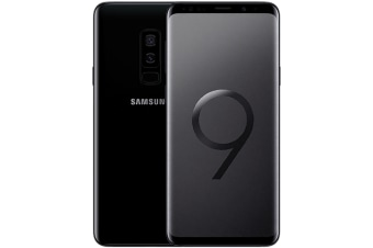 Samsung Galaxy S9 Plus - Midnight Black 64GB – Excellent Condition Refurbished