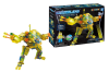 Lego Compatible MetaMorph Elite Battle Bot Combo