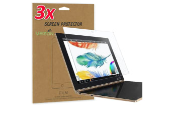 "[3 Pack] Lenovo Yoga Book 10.1"" Anti-Glare Matte Film Screen Protector by MEZON"