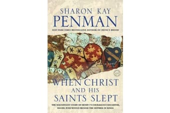 When Christ and His Saints Slept - Ballentine Books Edition