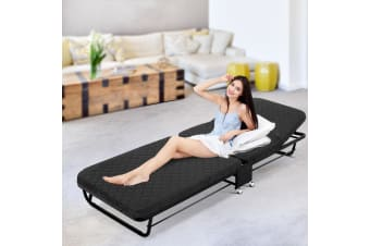 Artiss Portable Foldable Bed