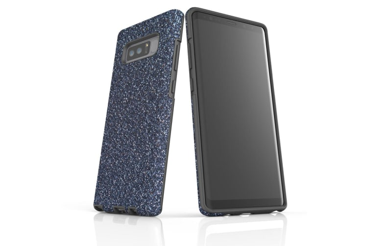 For Samsung Galaxy Note 8 Case  Shielding Back Cover  Pebbles