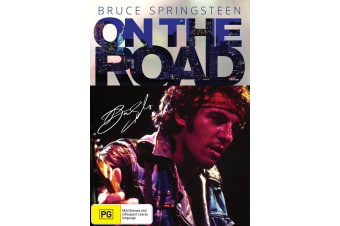 Bruce Springsteen On the Road DVD Region 4