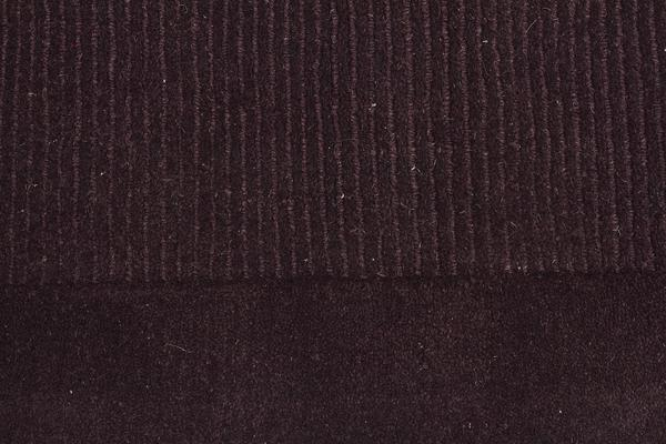 Cut and Loop Pile Rug Purple 225x155cm