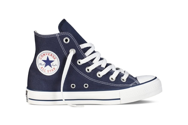 2ecb7e7c657 ... Mens Converse Chuck Taylor All Star High Top Sneakers ... converse all  star 8.5