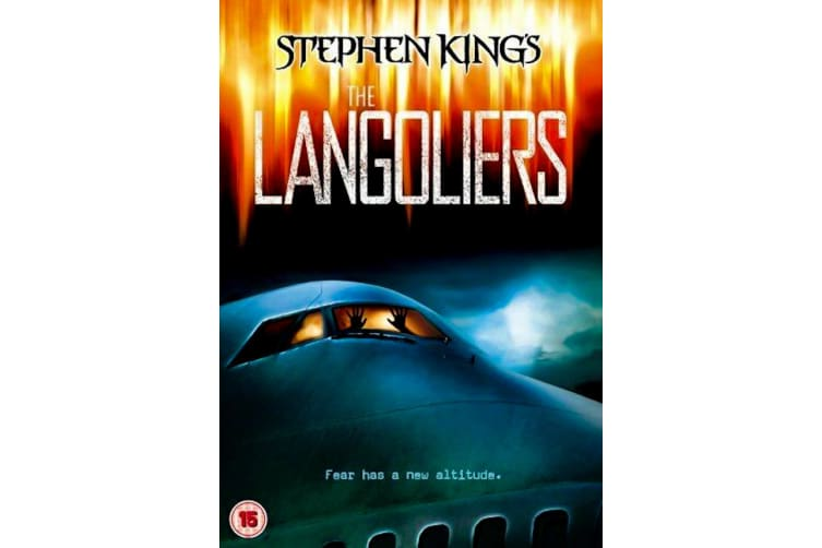 Stephen Kings The Langoliers  - Region 4 Rare- Aus Stock DVD  PREOWNED: DISC LIKE NEW
