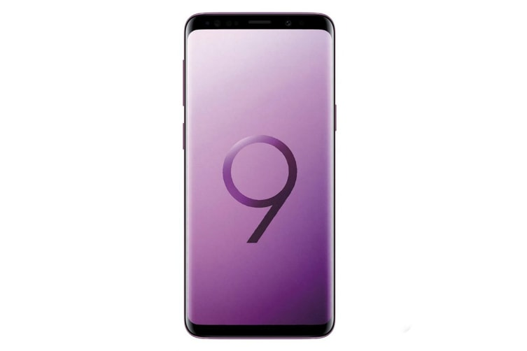 Samsung Galaxy S9+ (256GB, Lilac Purple) - Australian Model