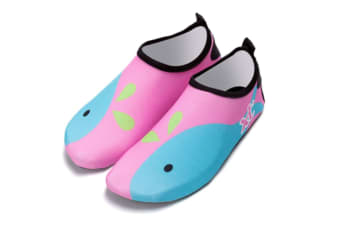 Womens and Mens Water Shoes Barefoot Quick-Dry Aqua Socks for Beach Swim Surf Yoga Exercise XXL