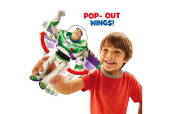 Toy Story 4 Blast-Off Buzz Lightyear Figure
