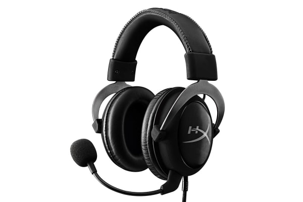 HyperX Cloud II Gaming Headset for PC & PS4 & Xbox One, Nintendo Switch - Gun Metal