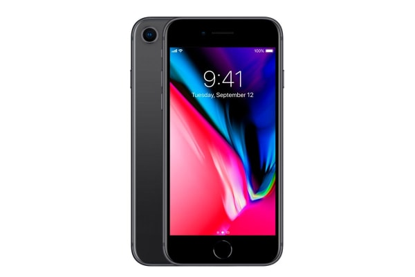 Apple iPhone 8 (64GB, Space Grey)