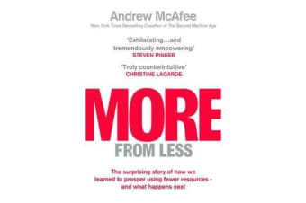 More From Less - The surprising story of how we learned to prosper using fewer resources - and what happens next