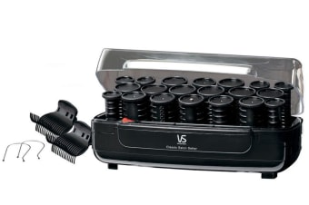 Classic Salon Setter 20 Rollers 3 Sizes Heated Hot Rollers