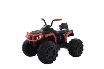 Kids Electric Ride on Car Truck Toys Red